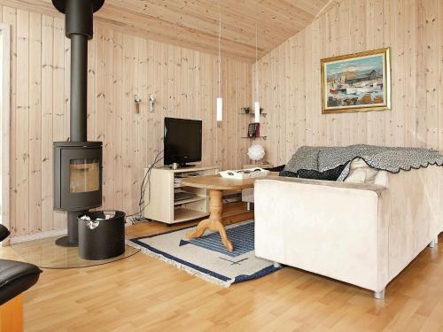 Four-Bedroom Holiday home in Vestervig 6 in Vestervig