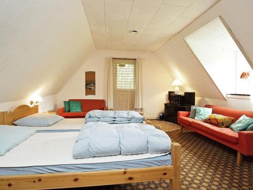 Three-Bedroom Holiday home in Nykøbing Sj 5 in Højby