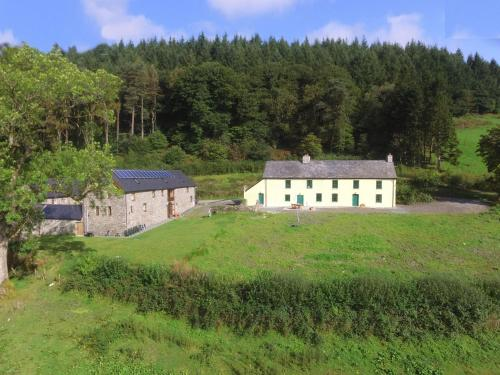 . Group Accommodation Llanwrtyd