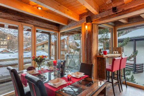 Chalet Schwalbennest - Zermatt