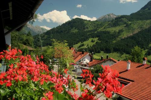 FEWO Schwandenhof - Apartment - Oberjoch-Hindelang