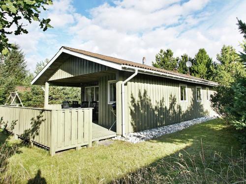 Three-Bedroom Holiday home in Hals 36 in Hals