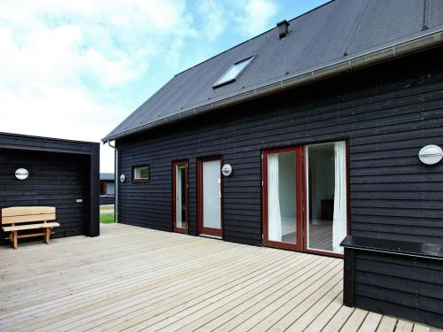 Three-Bedroom Holiday home in Rømø 42 in Rømø Kirkeby