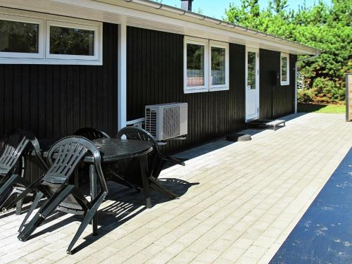 Three-Bedroom Holiday home in Hals 40 in Hals