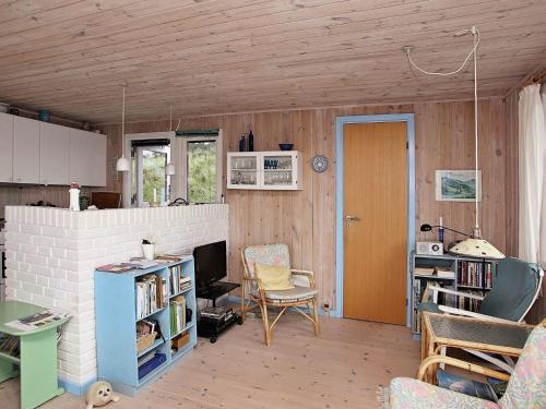Two-Bedroom Holiday home in Knebel 11 in Ørby