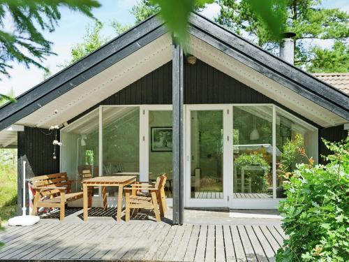 Holiday Home Bugten II in Snogebæk