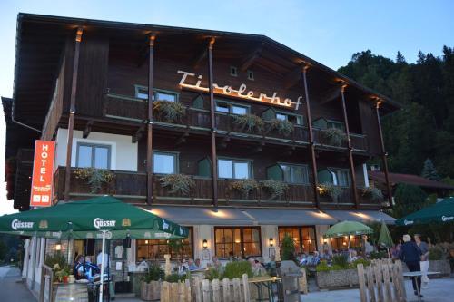 Gasthof Pension Tirolerhof Hopfgarten im Brixental