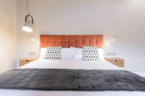 Habitación Doble Estándar con cama grande Pazo de Mendoza 10