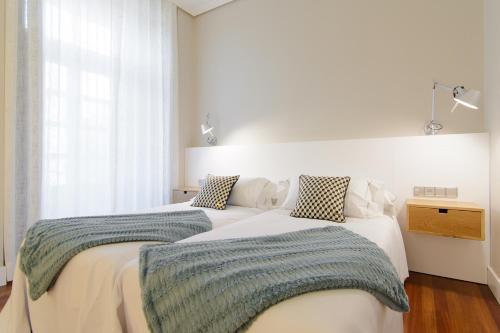Habitación Doble Estándar - 2 camas  Pazo de Mendoza 3