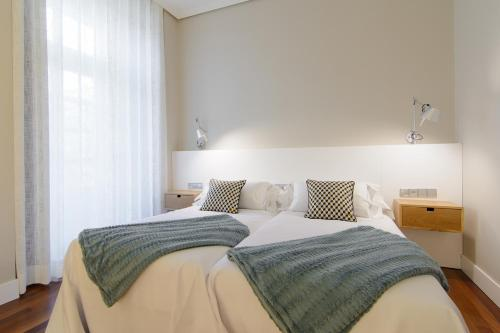 Habitación Doble Estándar - 2 camas  Pazo de Mendoza 7