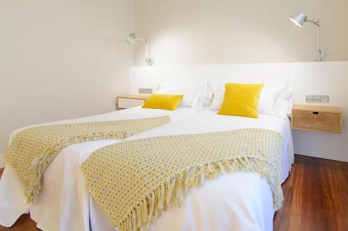 Habitación Doble Estándar - 2 camas  Pazo de Mendoza 10