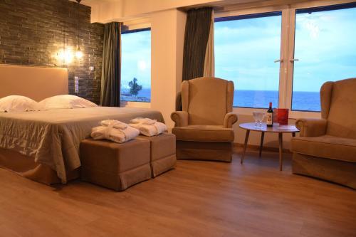 Scorpios Sea Side Hotel rom bilder