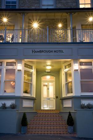 Hambrough Road, Ventnor, Isle of Wight, PO38 1SQ, England.