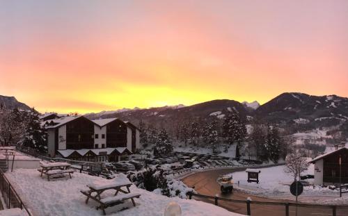 Aparthotel Des Alpes Cavalese