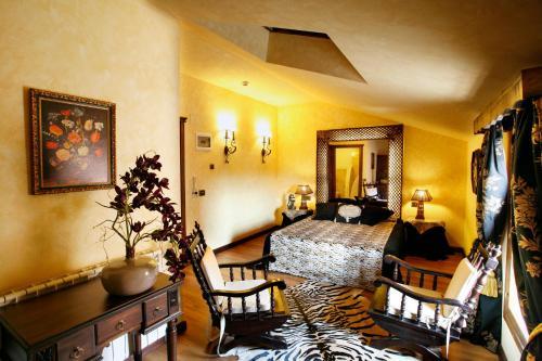 Habitación Doble Estándar Hotel Boutique Real Casona De Las Amas 2