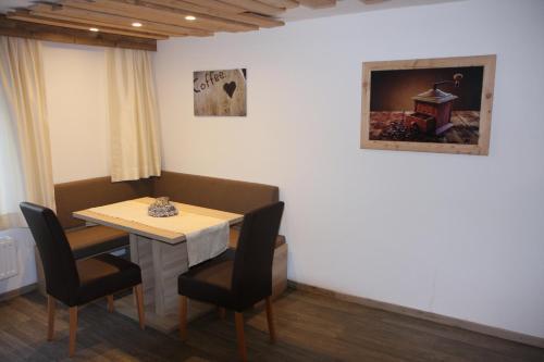 Accommodation in Kaunertal