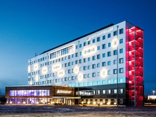 ArenaHotellet i Uppsala Main photo