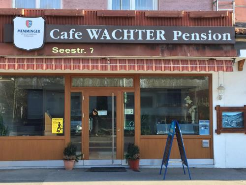 Pension Wachter, Pension in Hörbranz