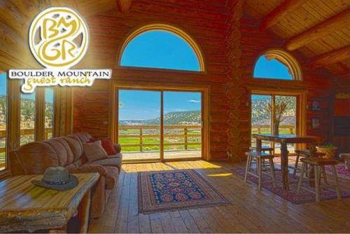 . Boulder Mountain Guest Ranch