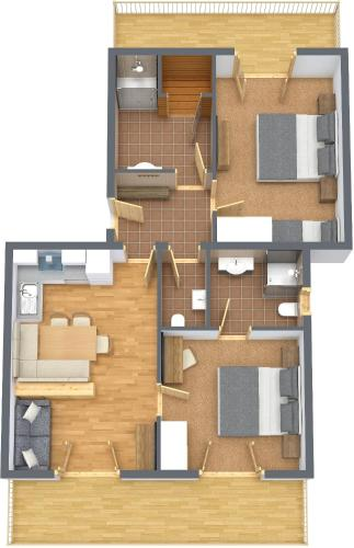 Apart Sattelkopf - Apartment - Fiss