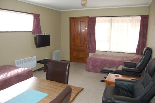 Carisbrook Motel - Accommodation - Dunedin