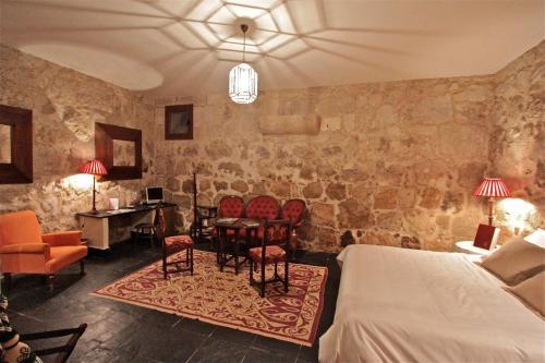 Habitación Doble Superior - 1 o 2 camas - Uso individual Posada Real Castillo del Buen Amor 14