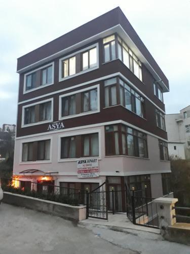 Trabzon Asia Apartment online rezervasyon