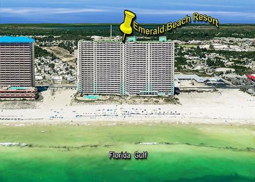 Emerald Beach 2332 - 579518 Condo - Panama City Beach, FL 32413