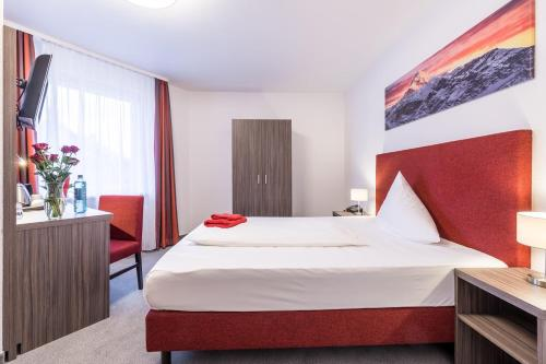 Hotel Himalaya Frankfurt City Messe photo 20