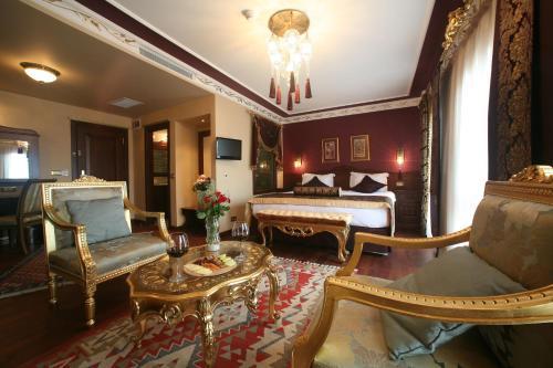 Istanbul Rose Garden Suites tatil