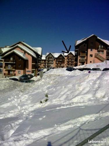 Les Lumières De Neige II - Apartment - Valmeinier