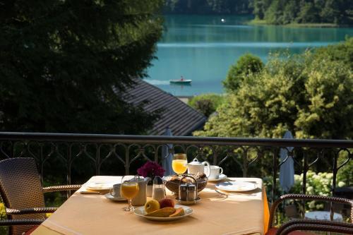 Seehotel Ressmann, Pension in Drobollach am Faakersee bei Pritschitz