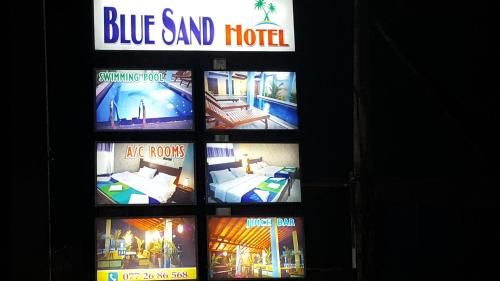 Hotel blue sand