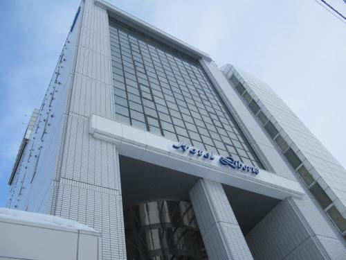 旭川自由宿酒店