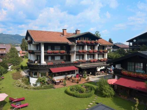 Hotel Menning ***S - Oberstdorf