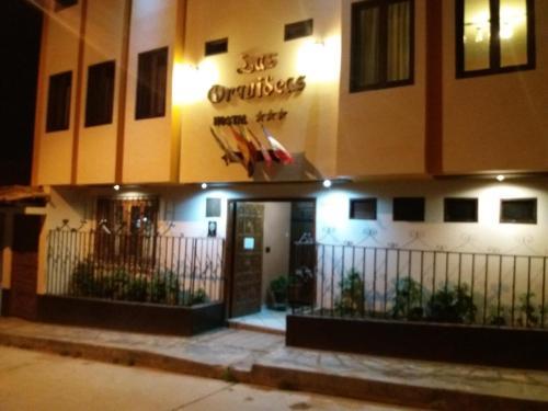 . Las Orquídeas Hotel 3 estrellas
