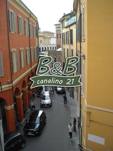 Room & Breakfast Canalino 21