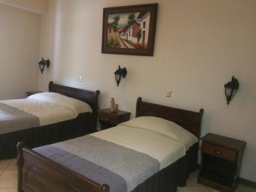 Tetey Lodge room photos