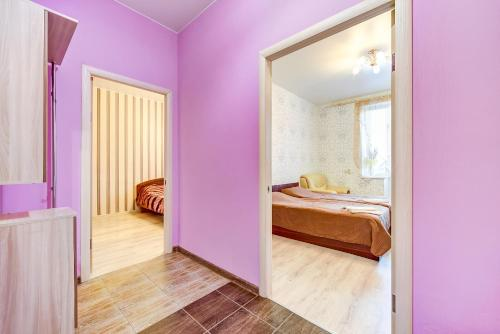 AG Apartment Moskovsky 216 Апартаменты с 2 комнатами