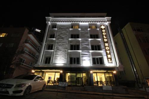 Ankara Ankara Gold Hotel adres