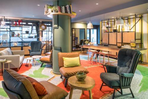 Aparthotel Adagio Paris Bercy Village photo 36