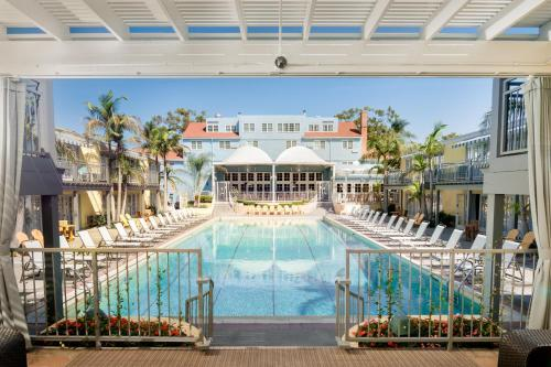 The Lafayette Hotel Swim Club & Bungalows - San Diego, CA CA 92104