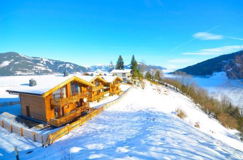 Ski-in / Ski-out Chalet Maiskogel 13b by Alpen Apartments - Kaprun