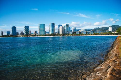 Ala Moana Hotel Ocean Studio On The 20th Floor - Honolulu, HI 96815