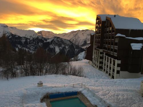 Studio Alpe d'Huez Alpe d'Huez