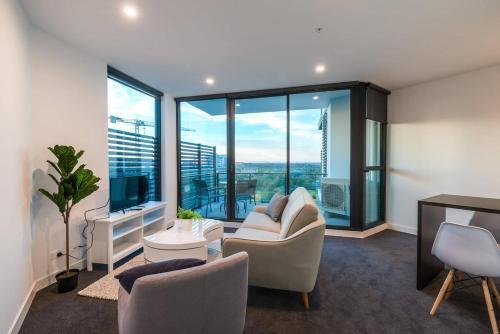 Astrina Garden View 2 Bedroom - Apartment - Box Hill