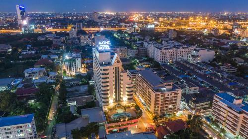 A-ONE Bangkok Hotel impression