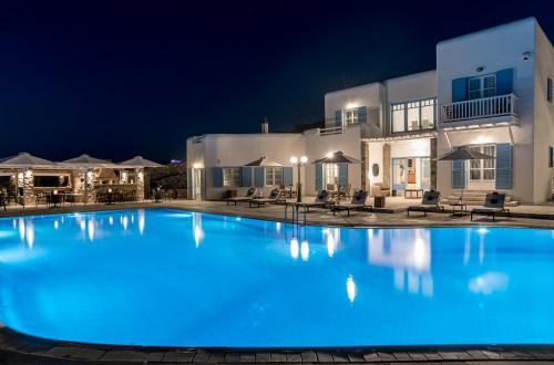 Capo Di Mykonos Resort