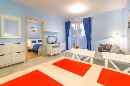 . Apartament Komandorski