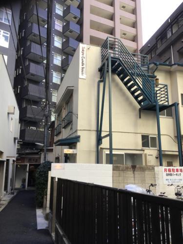 东京蜡烛房民宿